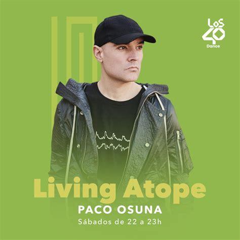 Paco Osuna estrena programa de radio