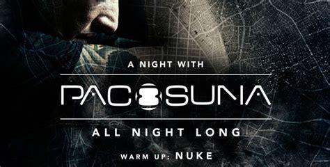 Paco Osuna   Live @ Fabrik, Madrid  All Night Long ...