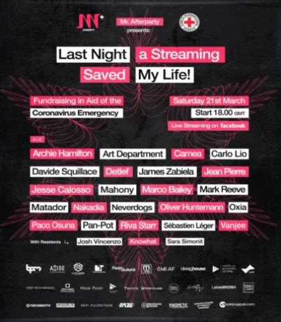 Paco Osuna   Live @ Last Night a Streaming Saved My Life ...