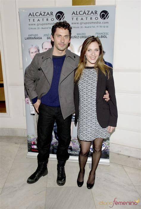 Paco y María León acuden al estreno de la obra de teatro ...
