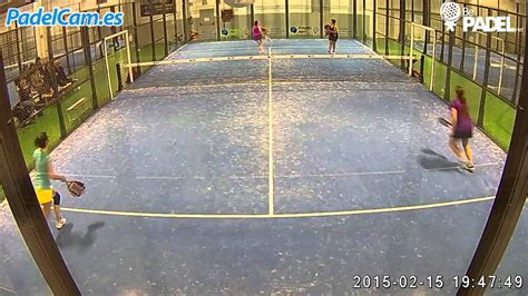 Pádel Final Femenina Iniciación   BePadel Tour 2015 Indoor ...