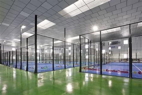 Padel indoor Granollers | PistaEnJuego