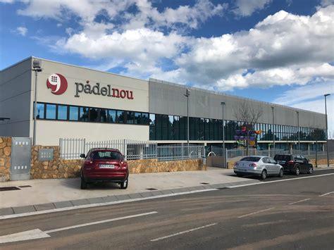 PADELNOU CLUB INDOOR | Bienvenidos a Bifoc Led