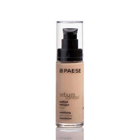 PAESE Sebum control Foundation – Makeup ZONE