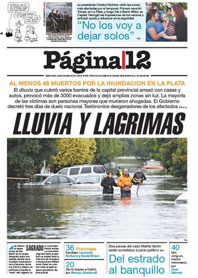 Página/12 Web :: Buenos Aires, Argentina