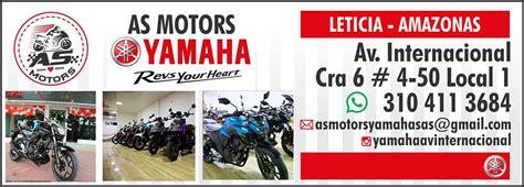 Pagina Oficial :: AS MOTORS   YAMAHA AV. INTERNACIONAL  c ...
