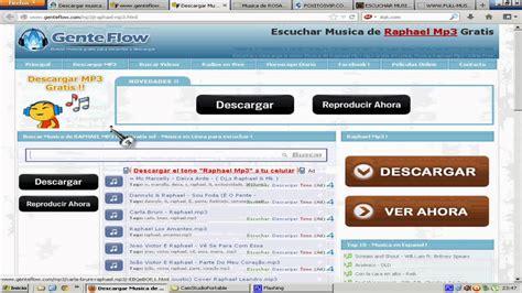 PAGINAS PARA ESCUCHAR Y DESCARGAR MUSICA 2015   YouTube