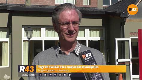 Pago de salarios a empleados municipales   Sergio Ongarato ...
