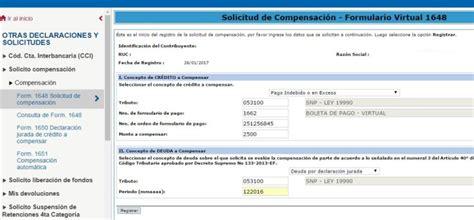 Pago por Compensación de deudas SUNAT contra pagos ...