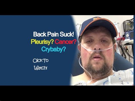 Pain Symptoms   Pleurisy, Lung Cancer or Muscle Strain ...