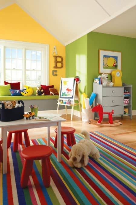 Paint Ideas for a Perfect Playroom | Angie s List