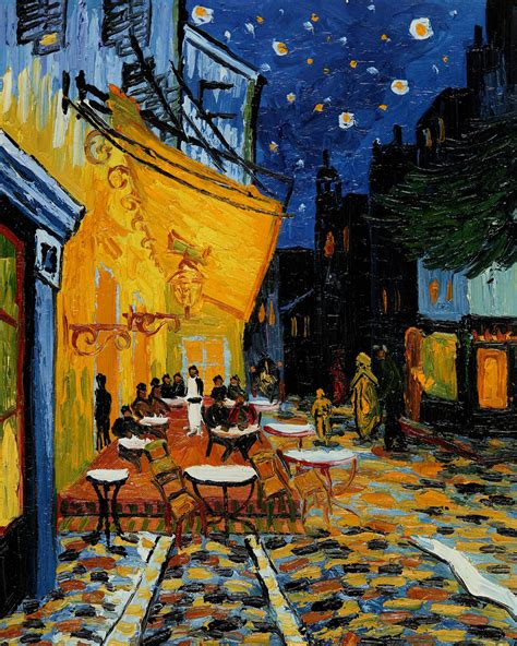 Paint Van Gogh! | London Classes Reviews | DesignMyNight