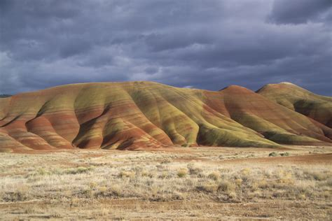 Painted Hills   John Day Fossil Beds National Monument  U ...