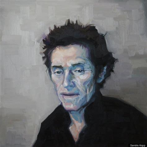 Painted Pixels: Sandro Kopp s Skype Portraits   HuffPost