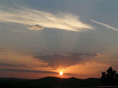 Paisajes de amaneceres en Serracines   fotos de paisajes ...
