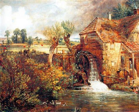 paisajes europeos pintura al oleo | Romanticismo pintura ...