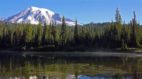 Paisajes Hermosos: Las mejores vistas del Monte Rainer ...