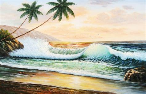 paisajes marinos para pintar al oleo | MARINAS   ART ...