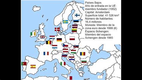 Países de la Unión Europea   YouTube