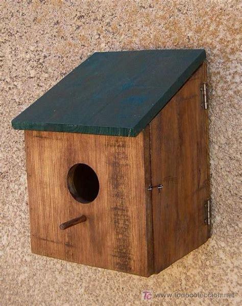 pajarera, casita de madera para pajaros   Comprar ...