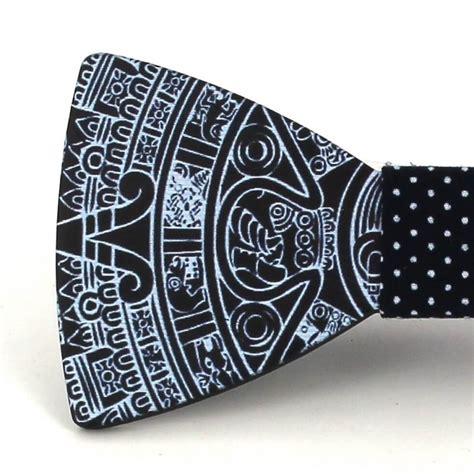 Pajarita Madera Pintada A9 | Cravatta World