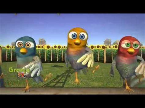 Pajaritos a Bailar   Las Canciones de la Granja   YouTube