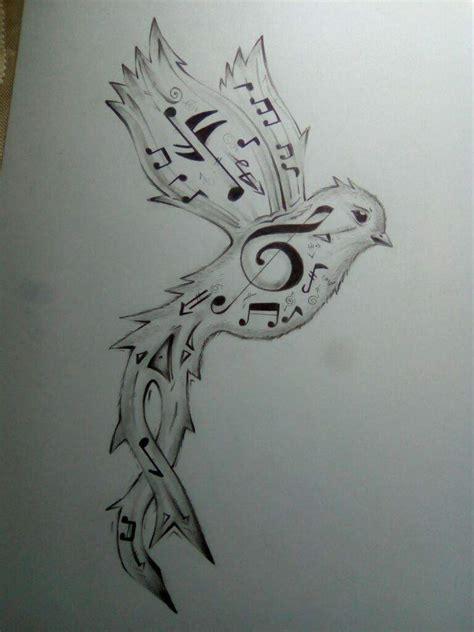 Pajaro con notas musicales   •Arte Amino• Amino