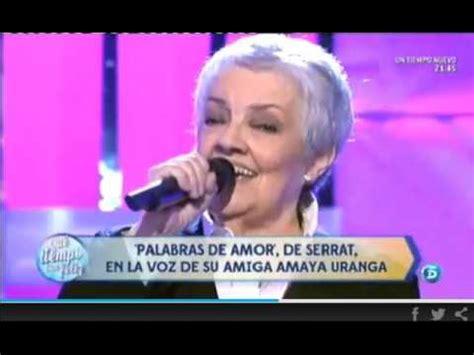 palabras de amor  Amaya Uranga    YouTube