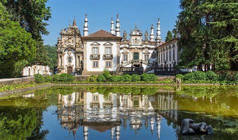 Palácio de Mateus  Vila Real    Ruralea