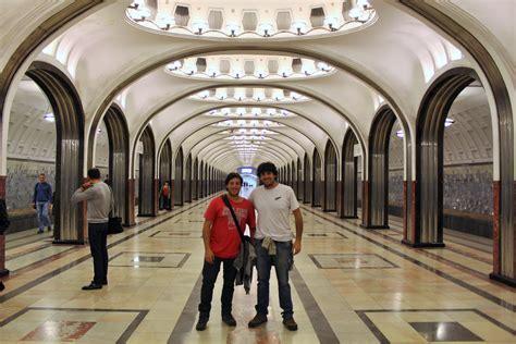 Palacios del pueblo: las mejores estaciones de metro de ...