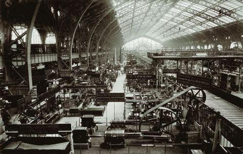 palais des machines 1889 | Exposition universelle 1889 ...