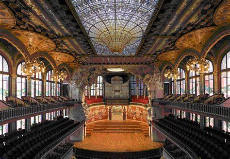 Palau de la Música Catalana | Barcelona, Spain ...