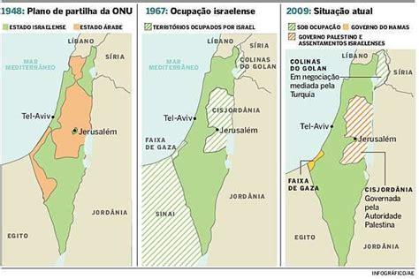 Palestina: entenda os conflitos no Oriente Médio