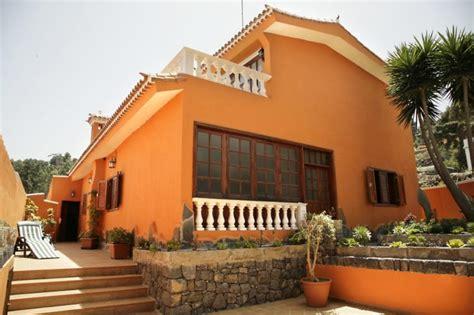 Paleta de colores para exteriores y fachadas de casas de ...