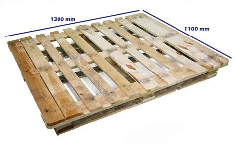 Palets CP Industria Química : Palet CP7 1300 x 1100 Reciclado