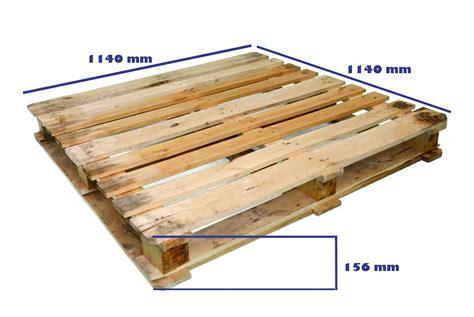 Palets CP Industria Química : Palet CP9 1140 x 1140 Reciclado