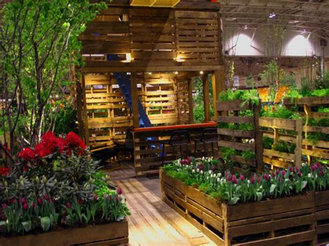 Pallet Garden BSQ Design « Inhabitat – Green Design ...
