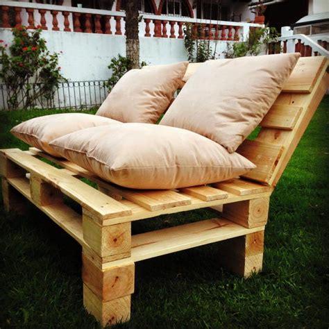 Pallet Patio Sofa Set – 101 Pallets