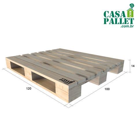 Pallet PBR 120 x 100cm | CASA COM PALLET