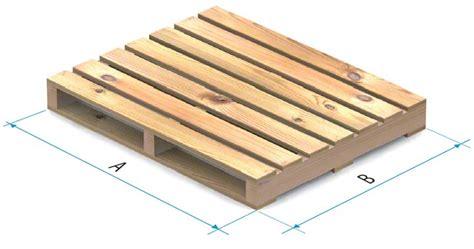 Pallets de madera  medidas y tipos    Mecalux.com.ar