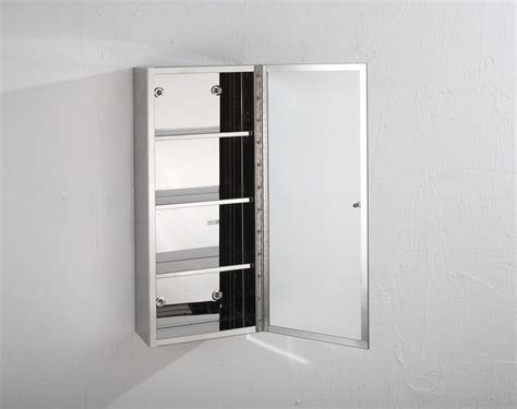 Palma One Door Narrow 250mm Wide by 600mm Tall Mirror ...