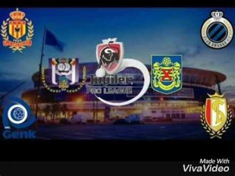 Palpites da 1 Rodada Liga Jupiler   Campeonato Belga 2017 ...
