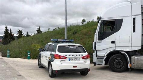 Pamplona: La Guardia Civil detiene a un camionero que ...