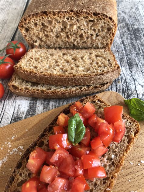 Pan casero con harina integral de espelta | Recetas con ...