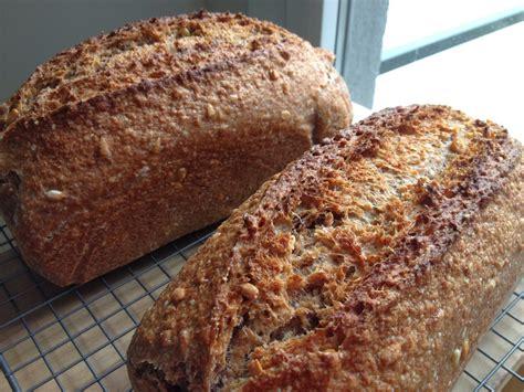 Pan de espelta 100 % integral  el pan de Anna    La chica ...