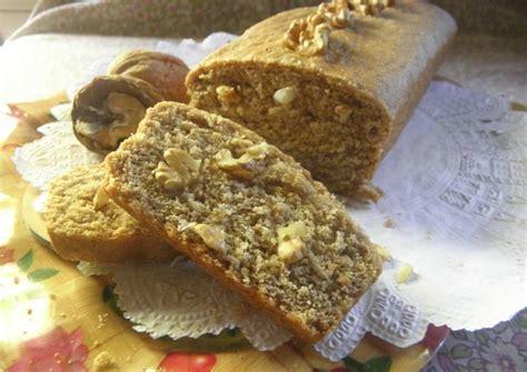 Pan de harina de soja y nuez Receta de graciela martinez ...