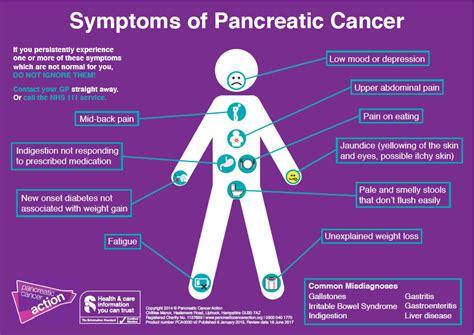 Pancreatic Cancer Symptoms   Signs & Symptoms of ...