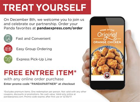 Panda Express Appreciation Day: TODAY 12/8 – Cottage ...