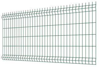 Panel de acero Hércules Plus verde 100x200 cm · LEROY MERLIN