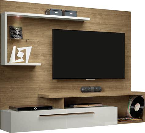 Panel Para Tv Floripa Avellana Salas Mueble Para Tv ...